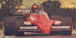 Simon McBeath Pilbeam MP54